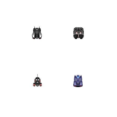 Batmobiles-icons-iconshock