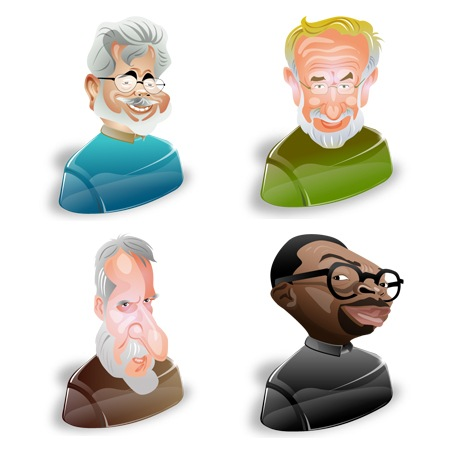 Directors vol1-icons-iconshock