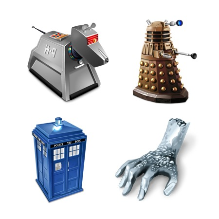 Dr who-icons-iconshock