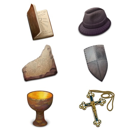 Indiana Jones and the last crusade-icons-iconshock