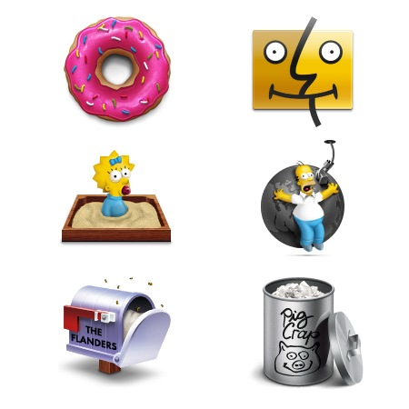TheSimpsons-icons-iconshock