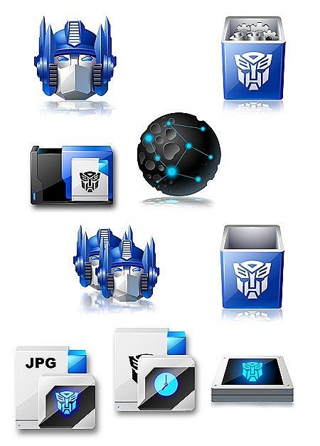 Transformers-icons-iconshock