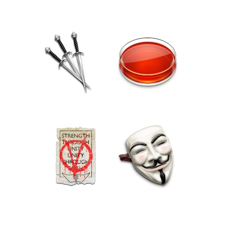 V for vendetta-icons-iconshock