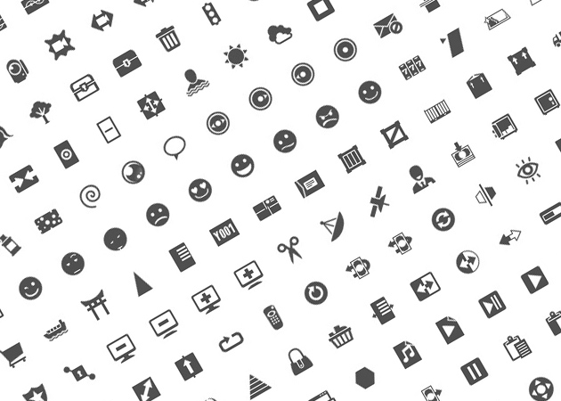 Psd Icon Sets Set of Iphone Icons For