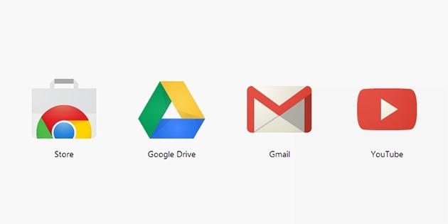 Google Flat Icons